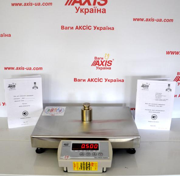 Весы технические BDU30-0203А