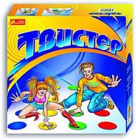 """Твистер (twister)"" - игра для всей семьи"