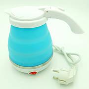 Складаний силіконовий електричний чайник | Електричний чайник | Електрочайник | Чайник Електричний | Чайник