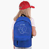 Детский рюкзак БТС (BTS) (9263-1080)