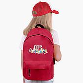 Детский рюкзак БТС (BTS) (9263-1061)
