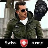 Опт часы Swiss Military Army hanowa мужские, кварцевые армейские, фото 5