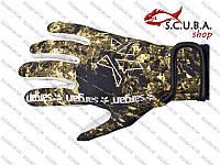 Перчатки для подводного плавания SARGAN Агидель Камо RD2.0 1,5 мм