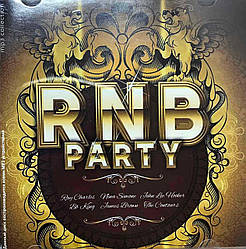 MP3 - Диск. RNB Party.