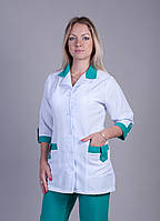 "Медицинский костюм женский ""Health Life"" габардин 1212"