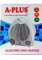 Воздушный обогреватель А-плюс, тепло вентилятор
