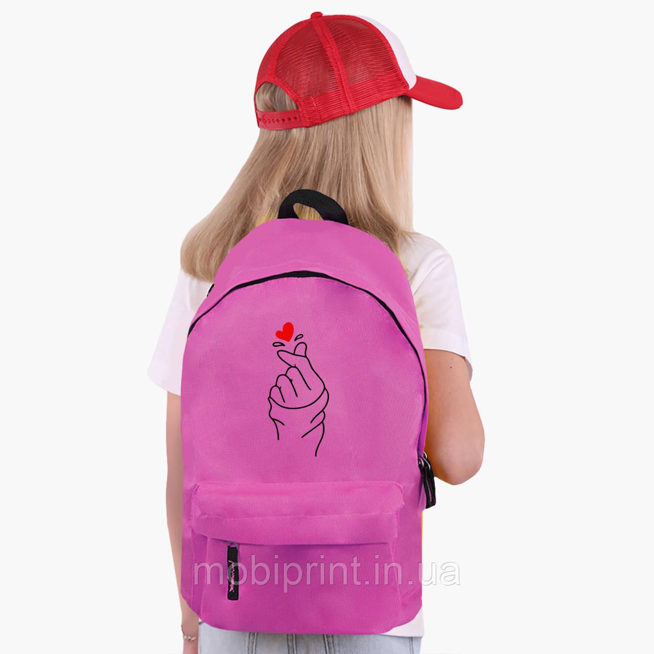 Детский рюкзак БТС (BTS) (9263-1165)