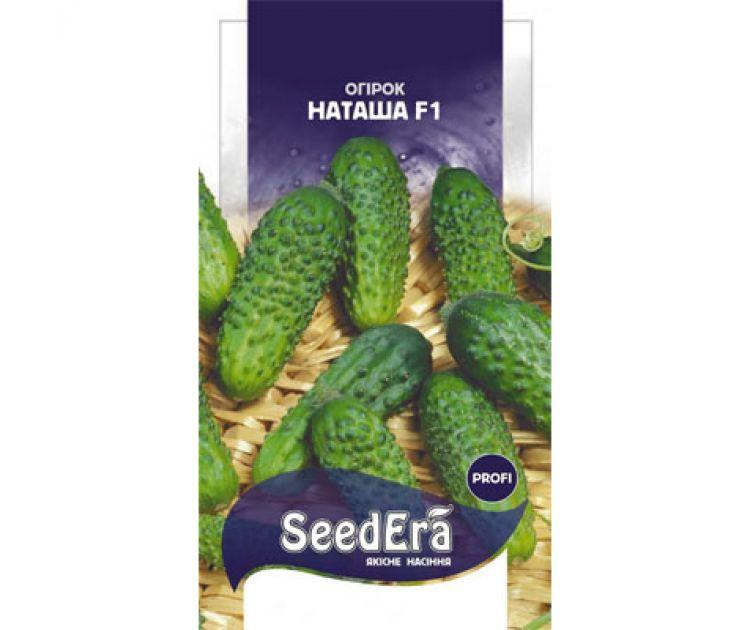 Семена огурец НАТАША F1 20 ШТ SeedEra