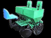 """Картоплесаджалка дворядна """"Володар"""" КСН-2М (150 л) (для трактора)"""