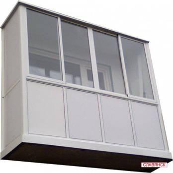 Балкон для Евгения.