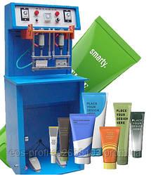 Упаковочная машина для косметической упаковки (тубы)