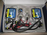 Ксенон HID H1 35W 12v 4300К DC комплект(2 hid+2 блока), HID 4300К DC 35W 12v