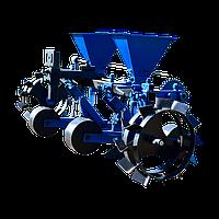 Сеялка мотоблочная точного высева  СТВ-2 Премиум (2-х рядная), фото 1