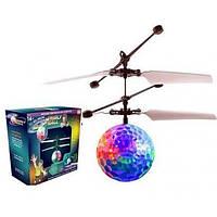 Летающий шар мяч вертолёт, Flying Ball от руки 14.5*11*5 см