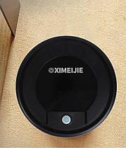 Робот-швабра Ximeijie Чорний, фото 3