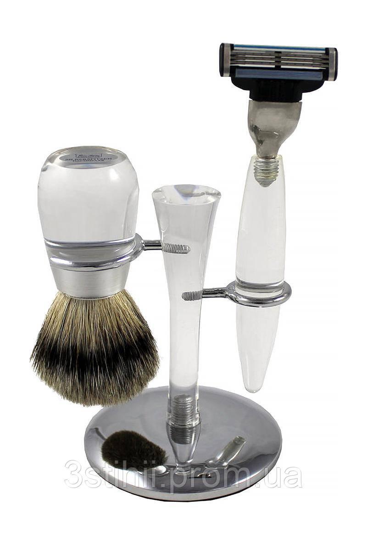 Набор для бритья Hans Baier 75130 Прозрачный