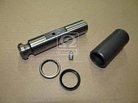 Палец ушка рессоры передней КАМАЗ ЕВРО(в сборе с втулк.,+2 манж+масленка) , 65115-2902478