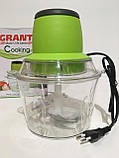 Опт блендер Молния vegetable mixer grant Измельчитель, фото 7