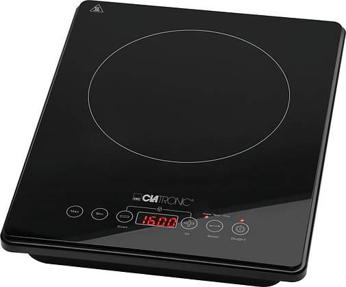 Индукционная плита Clatronic EKI 3569 2000 Вт, фото 2