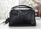 Женская сумочка цвет синий, фото 3