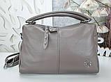 Женская сумочка цвет синий, фото 5
