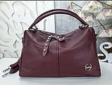 Женская сумочка цвет синий, фото 6
