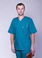 "Медицинский костюм мужской ""Health Life"" х/б 2224"