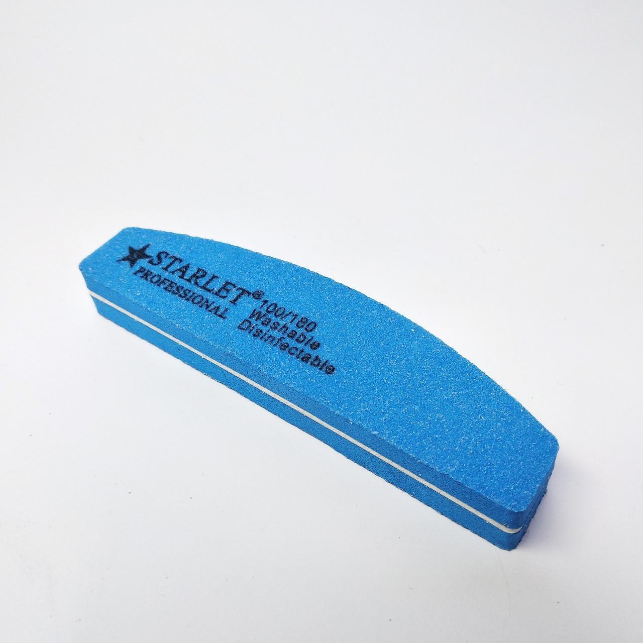 Поліровка для нігтів Starlet Professional 100/180
