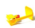 Поїлка з краплевловлювачем під круглу трубу діаметром 25 мм для птахів(курей, курчат, перепелів, качок, гусей), фото 5