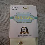 """Колготки для девочки """"SYLTAN"""", ПО РАЗМЕРАМ 140-152. Детские колготы высшего качества, фото 4"""