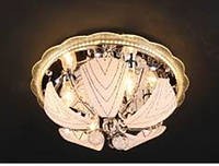 Люстра с LED подсветкой 81828/4+22W Ø400