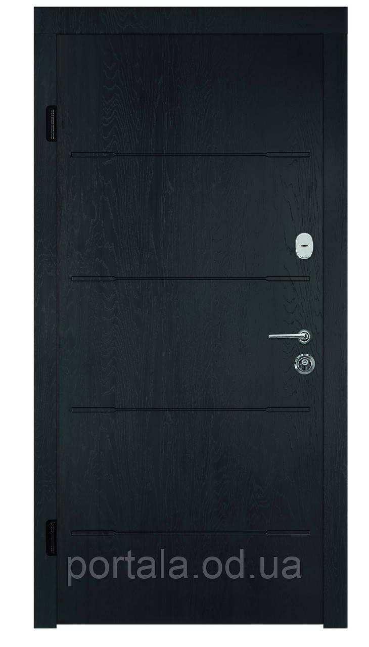 """Вхідні двері """"Портала"""" (серія Елегант NEW) ― модель Токіо 2"""