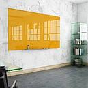 Доска презентационная маркерная стеклянная 400*600мм, фото 6
