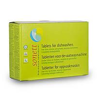 Sonett органические таблетки для посудомоечных машин, 25 шт