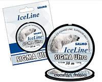 Леска моно зимняя Salmo SIGMA ULTRA 30m 4506-025