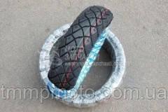 Резина (покрышка) 3.50-10 БЕСКАМЕРКА, фото 2