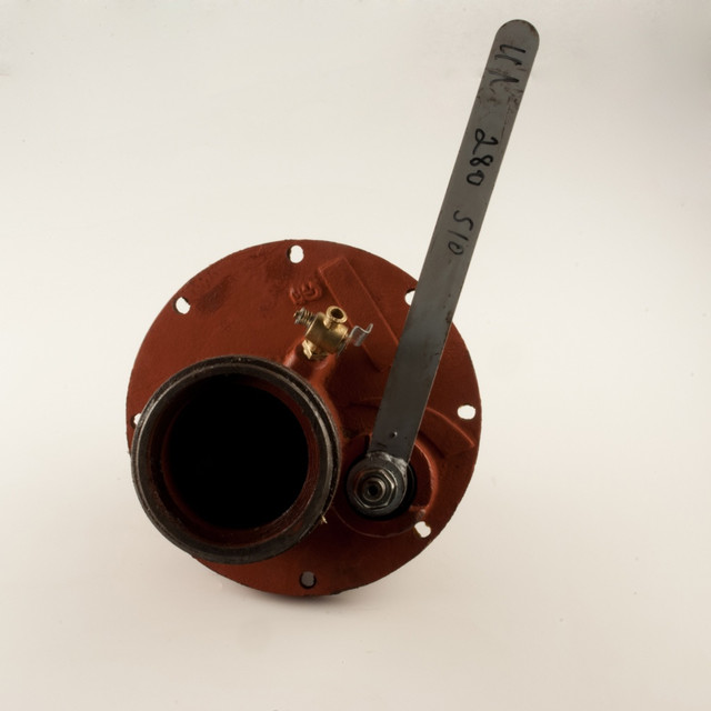приемный лючок ассенизатора КО-510