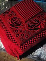 Женский теплый платок бабушка
