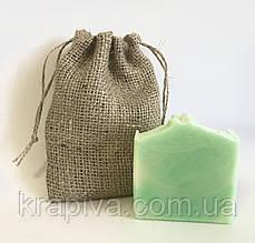 Мочалка натуральная ДЖУТ, экологичная губка, мочалка з джутв натуральна органічна, екологічна