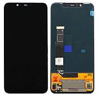 Дисплей для Xiaomi Mi8 Pro (M1807E8A), Mi 8 Explorer, модуль в сборе (экран и сенсор), OLED