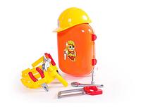 Детский игровой набор ТЕХНОК Набор инструментов в чемодане