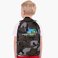 Детский рюкзак Майнкрафт (Minecraft) (9263-1170)