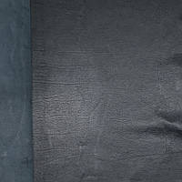 Кожа растительного дубления 1.4mm Black PAS307 138 dm2  Italy, фото 1