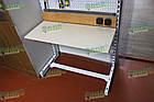 Стіл електромонтера СМ ТИП 3-1200, верстак електромонтера, фото 6