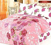 Семейный комплект постельного белья Le Vele, Evita, лучшая цена!