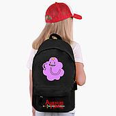 Детский рюкзак Принцесса пупырка Время приключений (Adventure Time)(9263-1578)