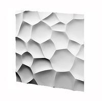 Гіпсові панелі 3D Черепашки DecoWalls