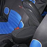 Подлокотник Armcik S1 со сдвижной крышкой для Nissan Tiida С11 2004-2012, фото 8