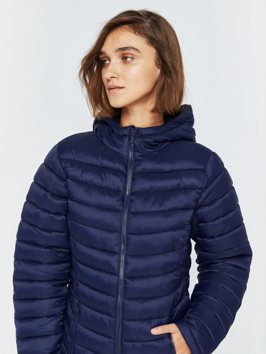 Куртка женская BS DAYTONA JACKET 403 NAVY (Двухсторонняя)