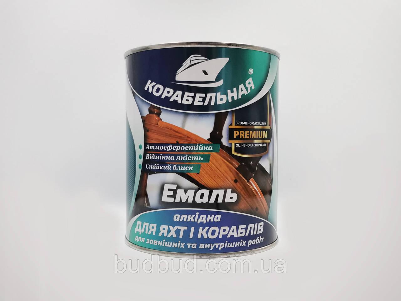 Эмаль алкидная коричневая Polycolor (Поликолор) Корабельная 0.9 кг